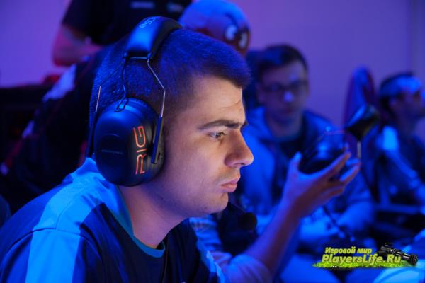 Забанило KQLY профессионального игрока в CS:GO