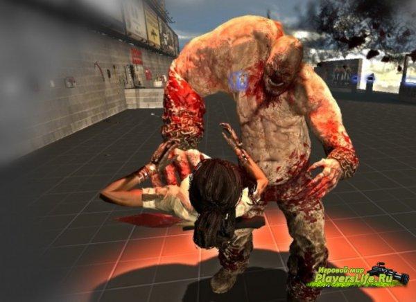 Крис Уокер из Outlast для Left 4 Dead 2