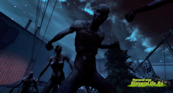 Зомби из Killing Floor для Left 4 Dead 2