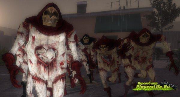 Карточные Стражи для Left 4 Dead 2