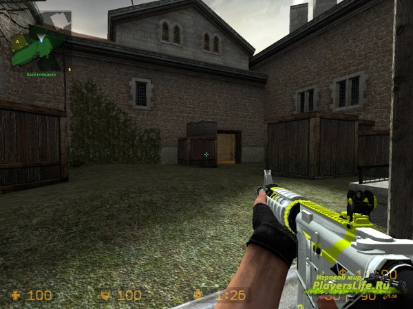M4A4 ������ ���� ��� Counter-Strike: Source