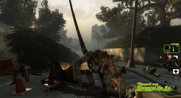 Модель дракона для Left 4 Dead2