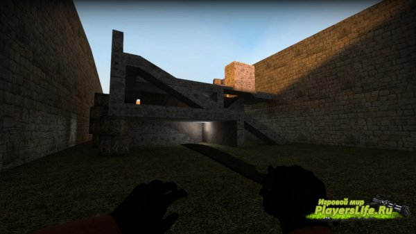 Карта aim_ancientfort_go для CS:GO