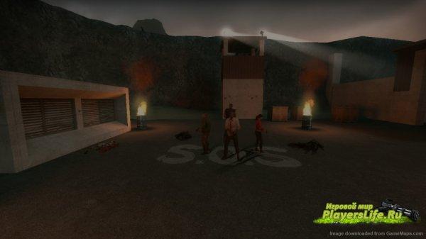 Кампания Pitch Dark Mesa для Left 4 Dead 2