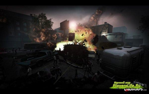 Кампания Обратно в школу для Left 4 Dead 2