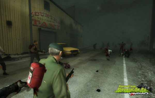 ����� Left4Dead2 � �������� �Fall in Death�
