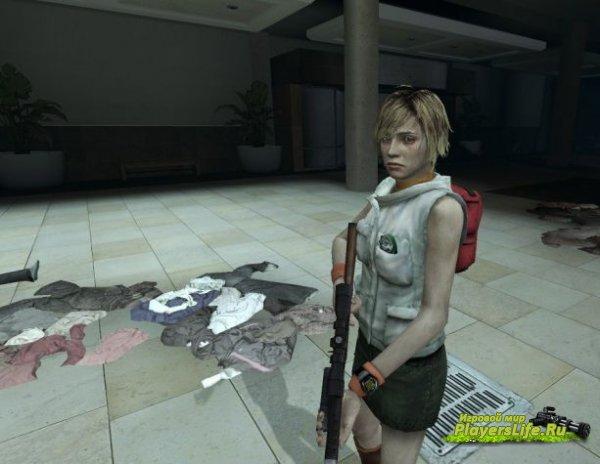 Новая Модель Хизер Мейсон для Left 4 Dead 2