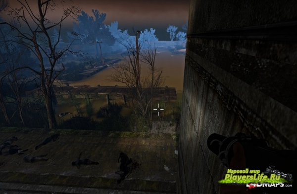 Left4Dead2 — Кампания «BurningDownUnder»
