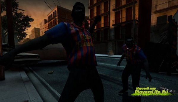 ����� Left 4 Dead 2 � �������� Warcelona