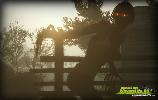 Left 4 Dead 2 � Witch � Autumn Gloominess