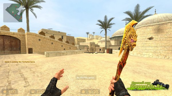 BC-Axe Beast для Counter-Strike: Source