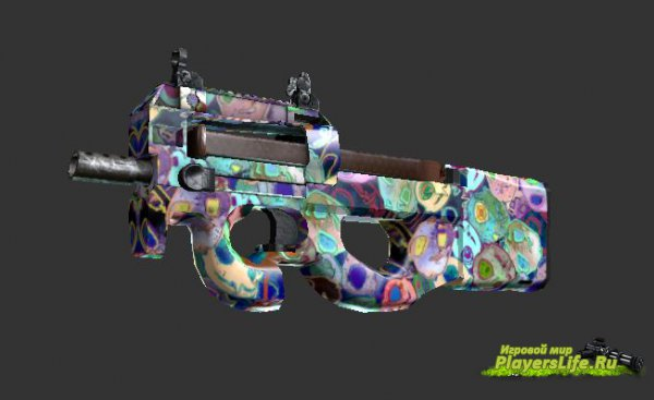 P90 Смертоносные кошечки для CS:S
