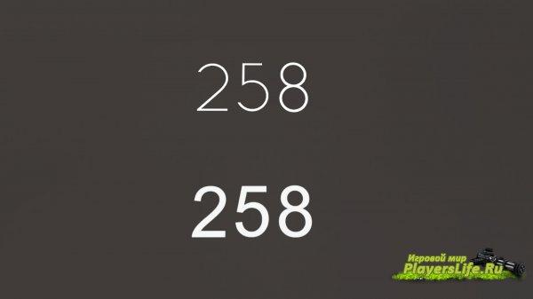 Числа (текстуры для bhop / kz карт) CS:S