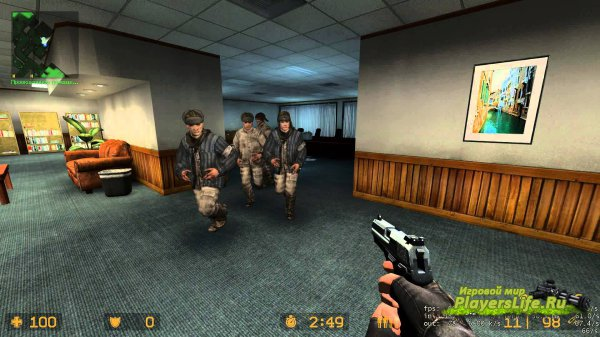 ������ ����� ��� Counter-Strike: Source