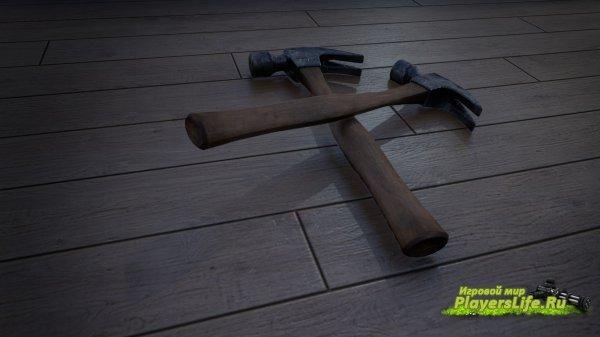 Скачать Молоток для Counter-Strike: Source