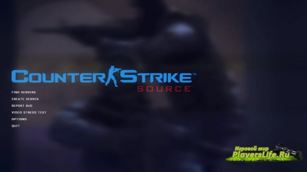 ����� HUD ��� Counter-Strike: Source