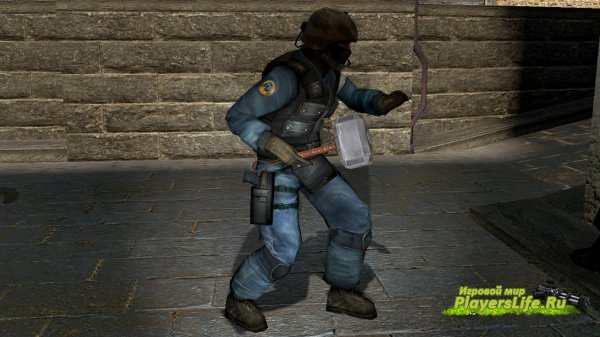 Молот Тора для Counter-Strike: Source