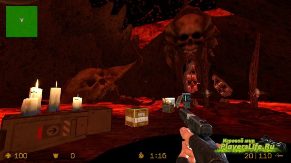 Карта ze_doom3_beta для CS:S