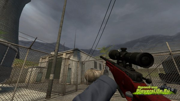 AWP: Crimson Web для Counter-Strike: Source
