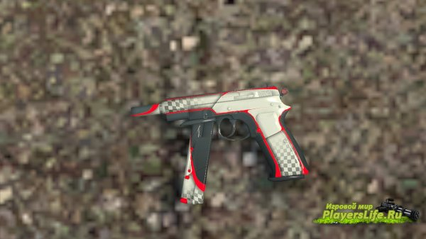 CZ75-Auto Поул-позиция для Counter-Strike: Source