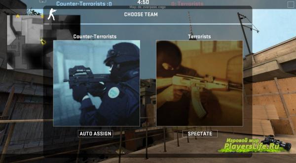 Меню выбора команды как в CS:GO для CS:S