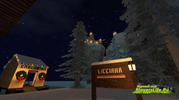Карта ze_licciana_xmas для CS:S