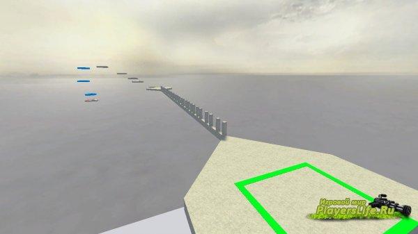 Карта bhop_concretespice для CS:S