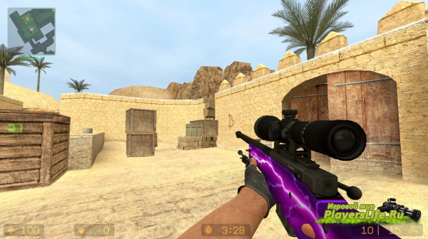 AWP | ���� ������ ��� Counter-Strike: Source