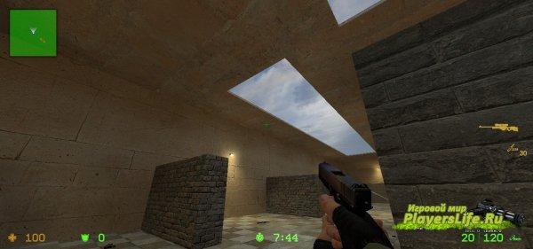 Glock - 18 | Поверхностная закалка для CS:S