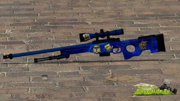 AWP | Cross Line v2 by TOMCOH