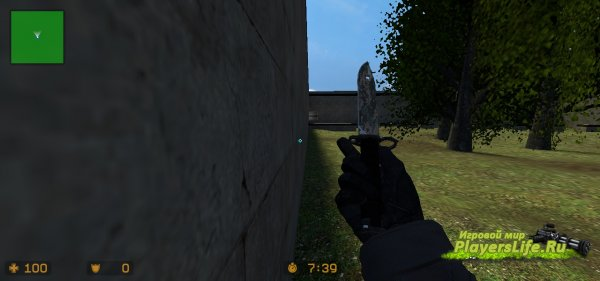 Bayonet Пиксельный Камуфляж (Поношеный)