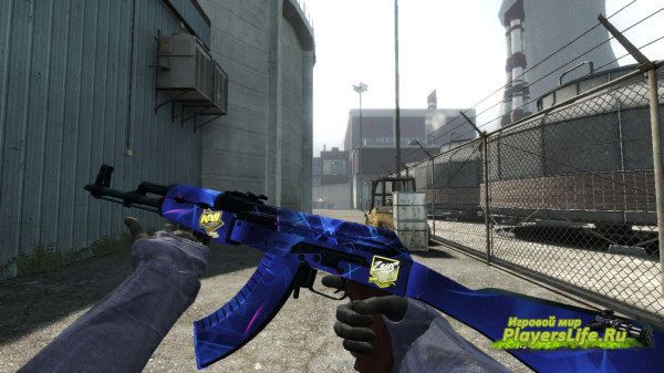AK-47 Cross Line для Counter-Strike: Source