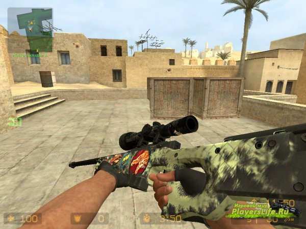 AWP | ����������� ����� by STOGR ��� CS:S v34 / v85+