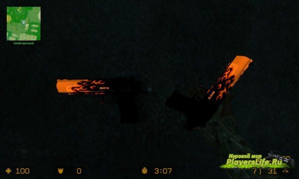 Deagle | Blaze Light [StatTrak™ | 004512] v34 / v85+ (prod. MRX.161.CReW)