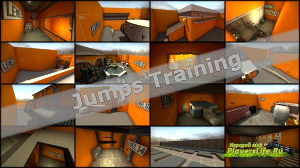 ����� Jumps Training ��� CS:GO