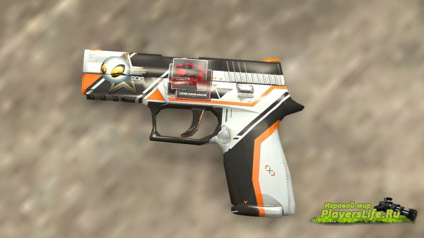 P250 Asiimov (Counter-Strike: Source)