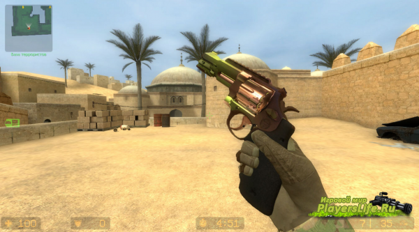 Revolver: Amber Fade (Original) для CS:S