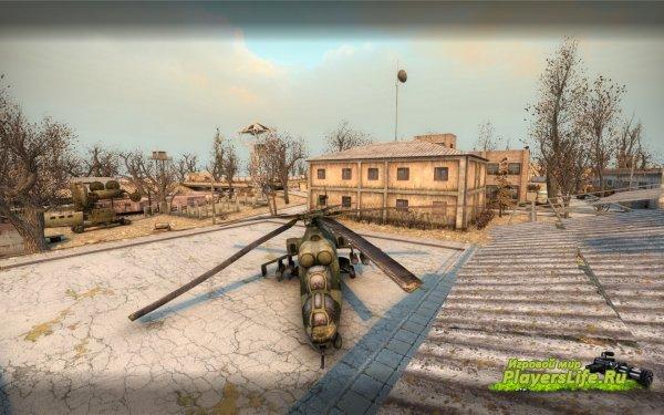 Карта Zm_Z_Army_Depots_v2_GO для CS:GO