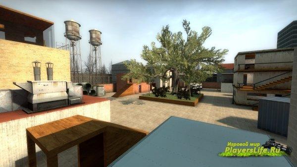 Карта zm_blockcity для CS:GO