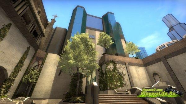 Карта de_ocity для CS:GO