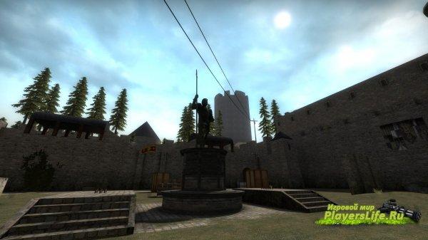Карта awp_forts для CS:GO