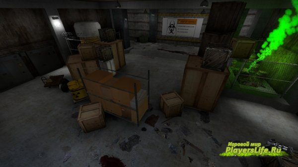 ����� ze_chemical_weapons_depot_v3a ��� CS:GO