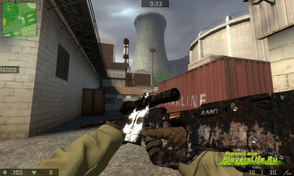 Awp | Ghost v34 / v85+ [StatTrak | 006352] [Light] (prod. MRX.161.CReW)