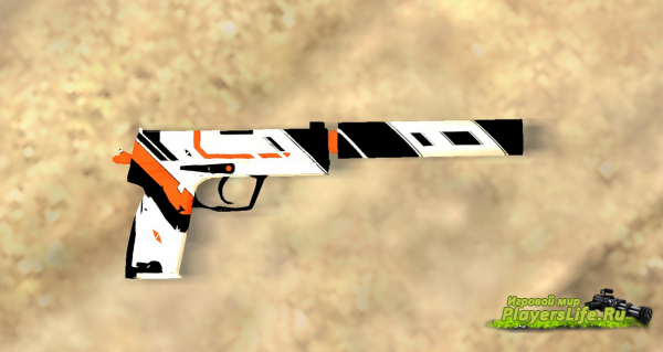 USP-S ������ ��� Counter-Strike: Source