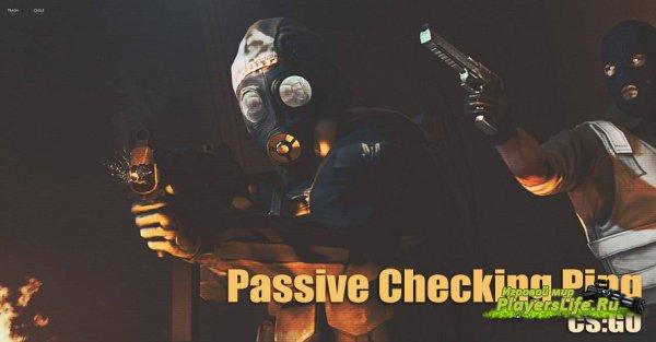 Плагин Passive Checking Ping для CS:GO