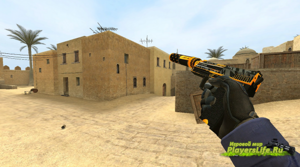 USP-S Orion CSS v34 � CSS v87 (Counter-Strike: Source)