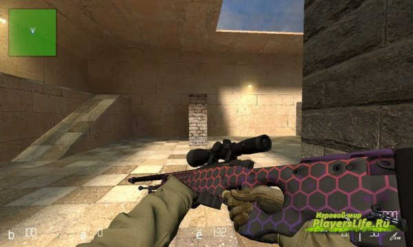 AWP | Electric Hive (Counter-Strike:Source)
