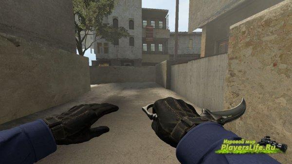 Нож Керамбит (Counter-Strike:Source)