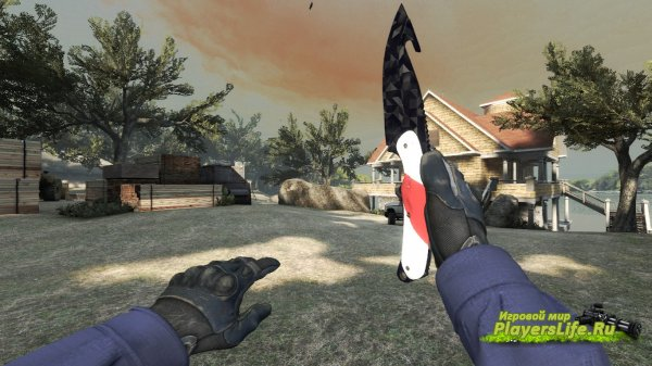 Gut Knife: Black Prism ��� CSS v88 (steam)