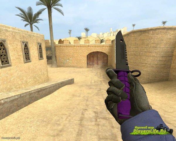 M9 Bayonet Ultraviolet для CSS v88